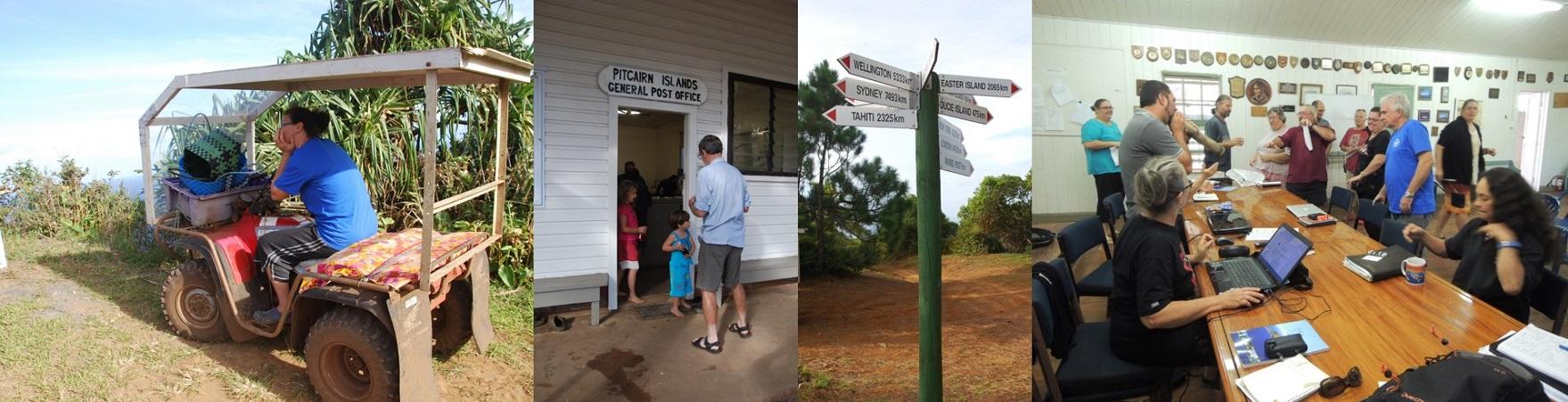 Pitcairn Site Initiative Des Territoires Pour La Gestion Regionale De L Environnement